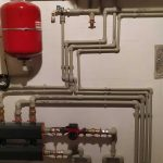 Монтаж системы отопления частных домов