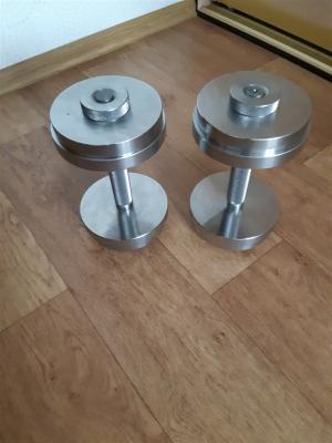 Гантели разборная 12 кг СССР