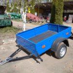 Прицеп для легковых автомобилей БелАЗ 81201