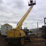 Телескопический подъемник Grove MZ 116D - 35,5м