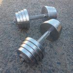 Гантели новые 20 кг разборные 160 руб