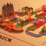Конструктор городок, АКЦИЯ: цена за 4 части 60,50 руб!