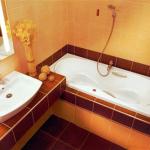 Комплексный ремонт ванных комнат. Минск