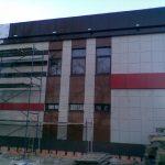 Отделка фасадов под ключ выполним в Слуцке и районе