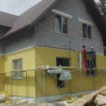 Утепление домов, коттеджей, террас Свислочь и рн