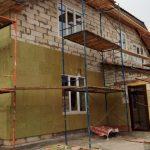 Утепление домов, коттеджей, и др: Вороново