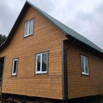 Строительство каркасных Домов под ключ в Копыльском районе