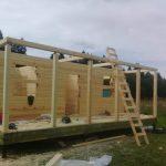 Строительство каркасных Домов, бань в Стародорожском районе