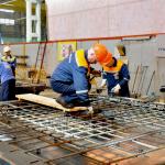 Бетонщики на завод ЖБИ