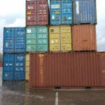 Продажа морских контейнеров, материалов для стройки и ремонта