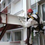 Антикоррозийная обработка металлических конструкций