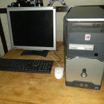 Компьютер+Монитор+Принтер на ходу для инета