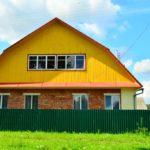 Продается дом (усадьба) от МКАД 56 км. д. Новые Зеленки.