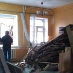 Демонтаж, перепланировка квартир