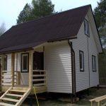 Качественное строительство каркасных домов домов и бань