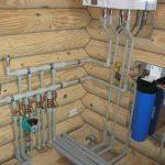 Монтаж системы отопления под ключ в Минске и р-не