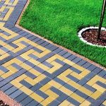 Укладка тротуарной плитки в Ивенеце и рн от 50м2