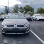 Volkswagen, e-Golf SE, 2016