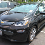 CHEVROLET, BOLT EV LT, 2018