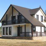 Производство и строительство каркасных домов. Речица