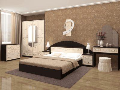 Комплект для спальни Александра 2
