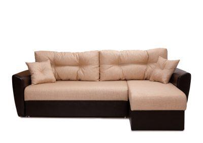 Диван Амстердам угловой + 2 подушки в подарок