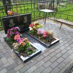 Благоустройство могил,Памятник под ключ.Березовка