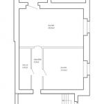Двухуровневая квартира с оригинальной планировкой для семьи