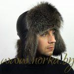 Мужские шапки из натурального меха