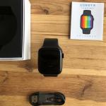 Смарт-часы W26+ (аналог Apple Watch 6)