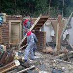 Снос зданий и сооружений, дач, домов, сараев