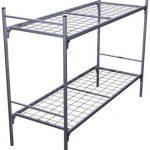 Металлические кровати для бытовок, трехъярусные кровати