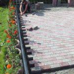 Укладка тротуарной плитки Нарочь и Минск