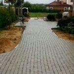 Укладка тротуарной плитки Минск и Свирь