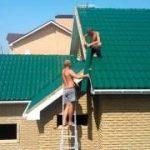 Ремонт и монтаж крыш и кровли. Кровельные работы