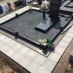 Работы на кладбище-благоустройство могил под ключ Алтайская 66а