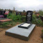 Памятник под ключ, благоустройство могил. Жодино и рн