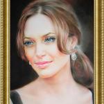 Портрет по фото- оригинальный подарок на юбилей,свадьбу,выпускной,годовщину и др.