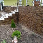 Панель фасадная и декоративный камень под заказ. Работаем по всей РБ.