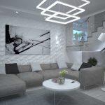 дизайн и проектирование помещений и фасадов зданий, ландшафтный дизайн