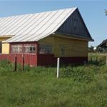 Продаётся дом с участком 30 соток. д. Селище