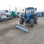 Аренда трактора МТЗ 82 с навесным оборудованием