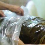 Обёртывание из ламинарии листовой