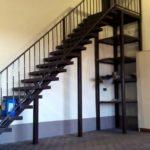 Лестницы металлические,Ограждения.Перила.