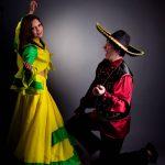 карнавальные костюмы канкан,цыганка,испанка,мексика др