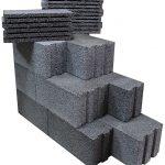 Блоки керамзитобетонные полнотелые и щелевые