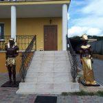 Новогодние и рождественские праздники в Агроусадьбе Сороковичи