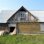 Продам недостроенный дом в г.п. Гатово 9 км. от Минска.