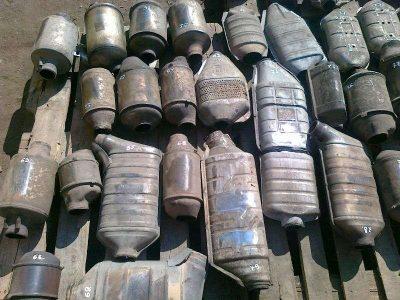 Куплю отработанные автомобильные катализаторы и сажевые фильтра по Беларуси