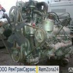 Двигатель ДВС Зил 131 с хранения с небольшим пробегом